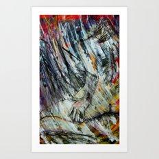 Unbrevitus Art Print