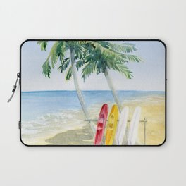 Tropical View Laptop Sleeve