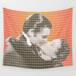 Frankly my dear, I don't give a dam Wall Tapestry