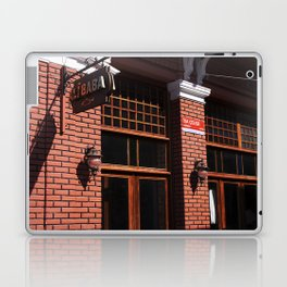Red Brick Wall... Laptop & iPad Skin