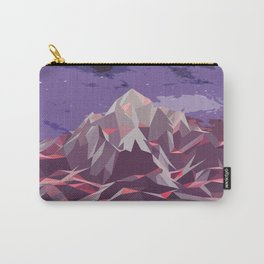 Night Mountains No. 6 Carry-All Pouch