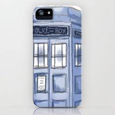 TARDIS Slim Case iPhone (5, 5s)