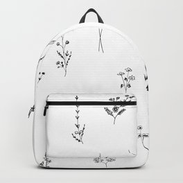 Wildflowers BIG Backpack