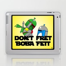 Don't Fret Boba Fett Laptop & iPad Skin