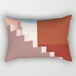 Dreamy Days - Architecture Series - 4 Rectangular Pillow