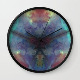 LACTEA WORLD 3 Wall Clock