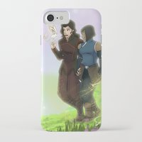 korrasami iPhone & iPod Cases featuring Korrasami by JoGoNeXX
