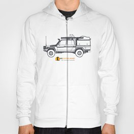 Land Cruiser Pick-up Hoody