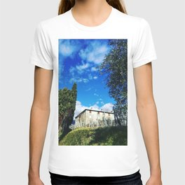 Just An Ordinary Sunny Day In Tuscany T-shirt