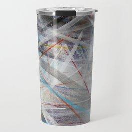 Contemporary Urban Art Travel Mug