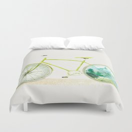 Have an Adventure Today Duvet Cover