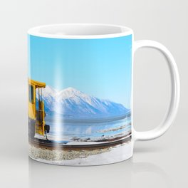 Caboose - Alaska Train Coffee Mug