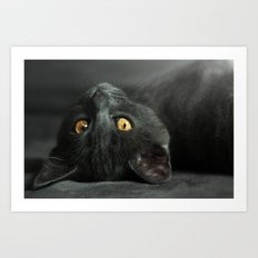 Magritte Art Print