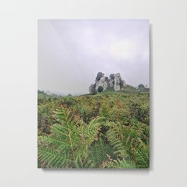 Megalith from the earth of Sicily Metal Print