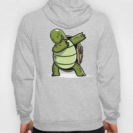 Funny Dabbing Tortoise Pet Dab Dance Hoody