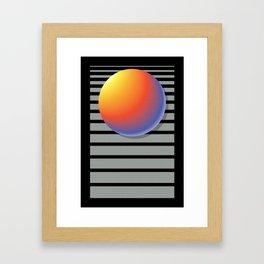 Scotch (VHS) Framed Art Print