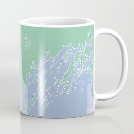 Casco Bay Maine USA Coffee Mug
