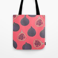 Fig pattern Tote Bag