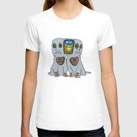 gemini T-shirts featuring Gemini by NIXA