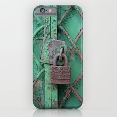 Rusty Lock Slim Case iPhone 6s