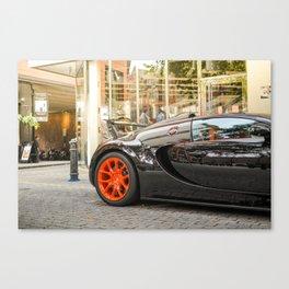 Veyron WRE Canvas Print