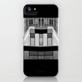Architectural Horizon iPhone Case
