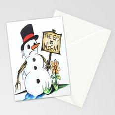 optimist  Stationery Cards