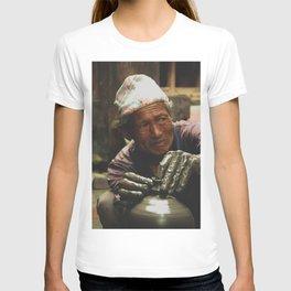 The Locals of Kathmandu City 002 T-shirt