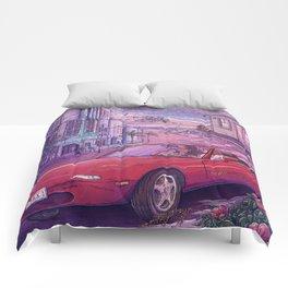 San Junipero Comforters