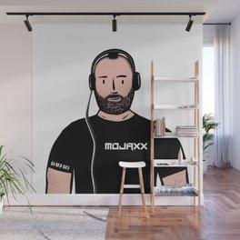 Beard Boy: Mojaxx Wall Mural