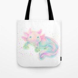 My sweet axolotl Tote Bag