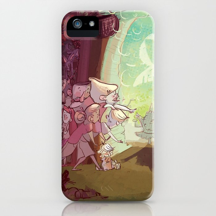 Bewitched! iPhone Case