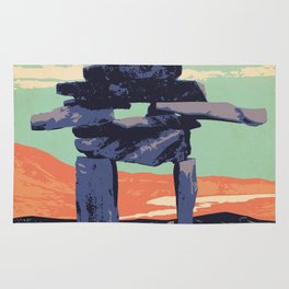 Torngat Mountains National Park Poster Rug
