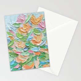 Nymphaea Aurora Stationery Cards