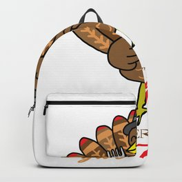 In Everything Give Thanks Backpack