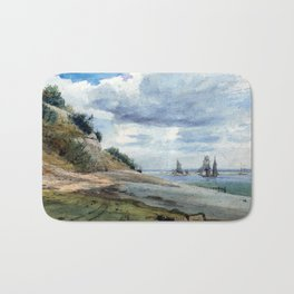 Lionel Constable View near Walton on Naze Bath Mat