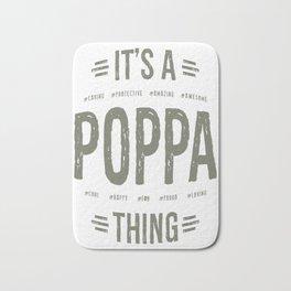Gift-for-Poppa Bath Mat