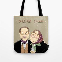 Precious Things Tote Bag