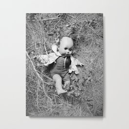 Dead Childhood Metal Print