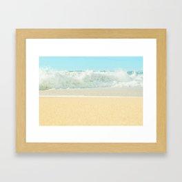 Aloha Kahakai Framed Art Print