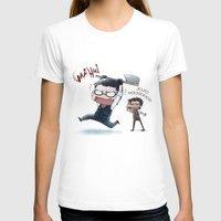 jojo T-shirts featuring JOJO NOOOOO by Yiji