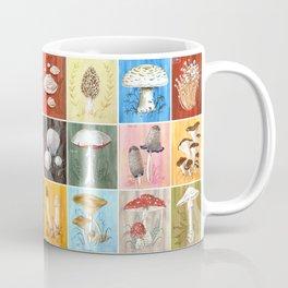 Mushroom Study Coffee Mug
