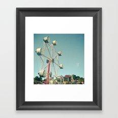 Fairground Attraction Framed Art Print
