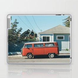 Santa Cruz car Laptop & iPad Skin