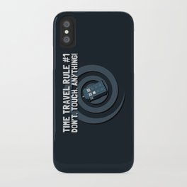 Rule Number One iPhone Case