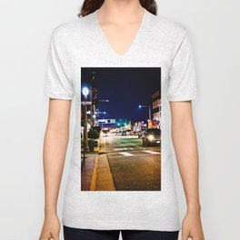In The Streets Unisex V-Neck