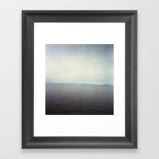 Pacific Framed Art Print