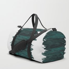 Abstract Minimalism #3 #minimal #ink #decor #art #society6 Duffle Bag