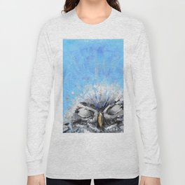 Nappy Time Long Sleeve T-shirt