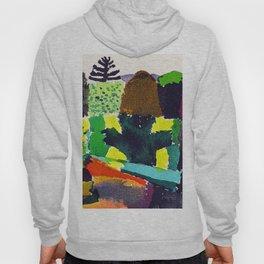 Paul Klee The Park Hoody